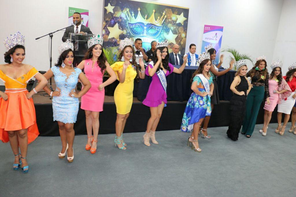 Desfile de Reinas