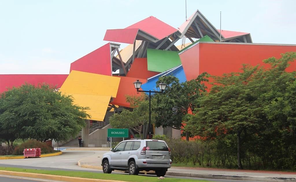 Biomuseo - Megalodón de Panamá