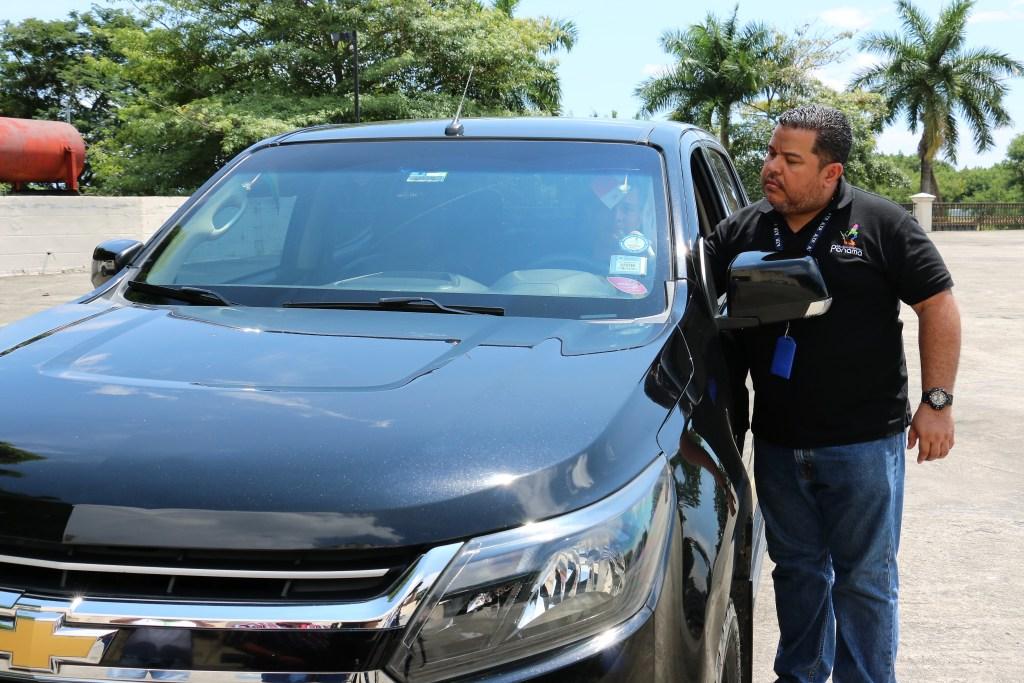Inspeccion Vehicular Guna Yala