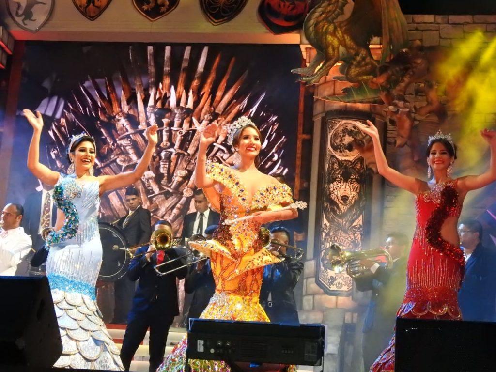 Coronación Reina de Carnaval