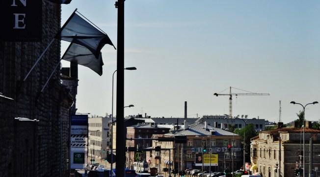 Zelluloosi kvartal Tallinn Estonia nearby city