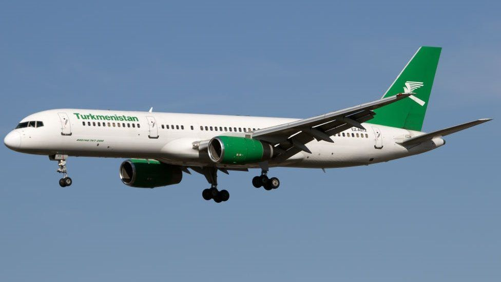 Turkmenistan-Airlines