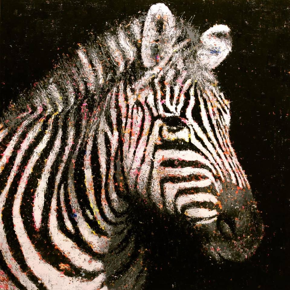 Los espectaculares retratos de animales de Jon Landa