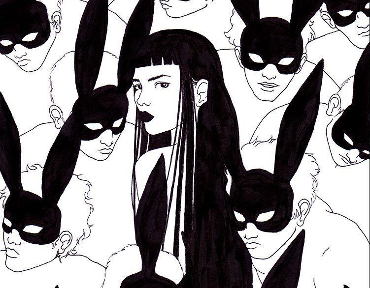 Sensualidad y surrealismo en las ilustraciones de Sivan Karim