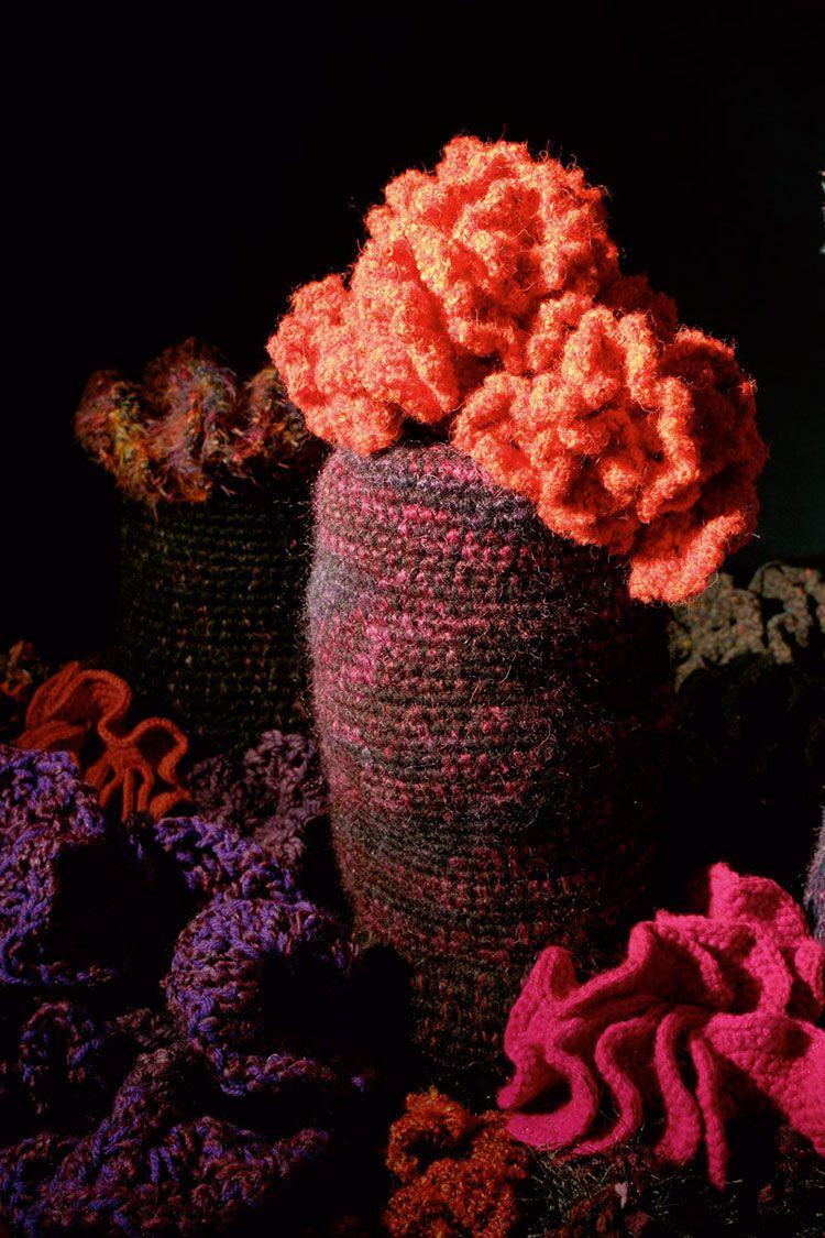 Ciencia y arte en los arrecifes de coral de Crochet - Esto no es arte