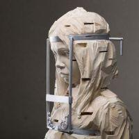 Desolación infantil en la obra de Gehard Demetz