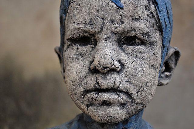 Sentimiento y emoción en las esculturas de Eudal De Juana
