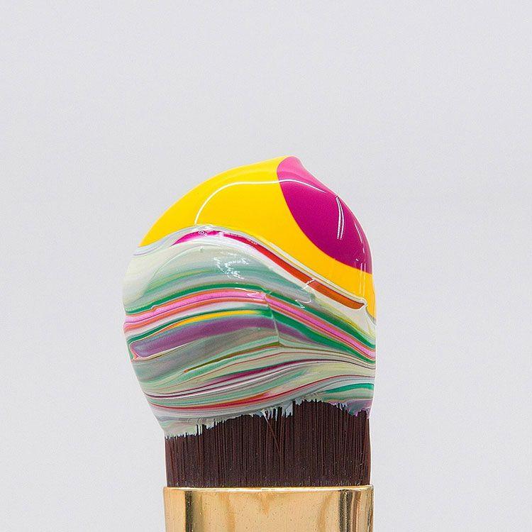 Pinceles de helado, por Jose Lourenço