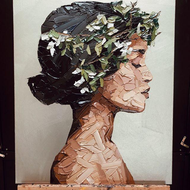 Mujeres y pinceladas de Elena Gual