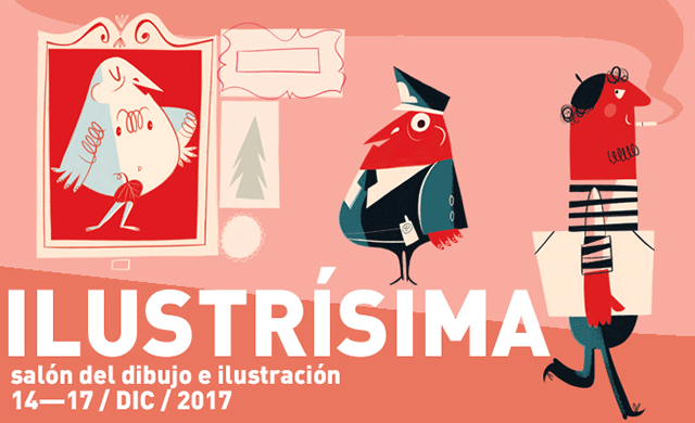 Vuelve Ilustrísima, el salón del dibujo y la ilustración
