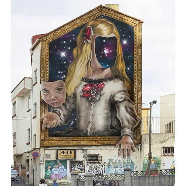 Cosmos, máscaras e ingenio en la obra de SFHIR