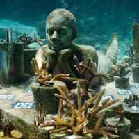 El museo subacuático de Jason Decaires Taylor