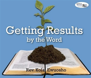 Picture of Getting Results by the Word (CD)