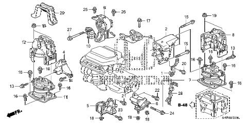 Honda odyssey interior parts diagram for Home interiors catalog 2007