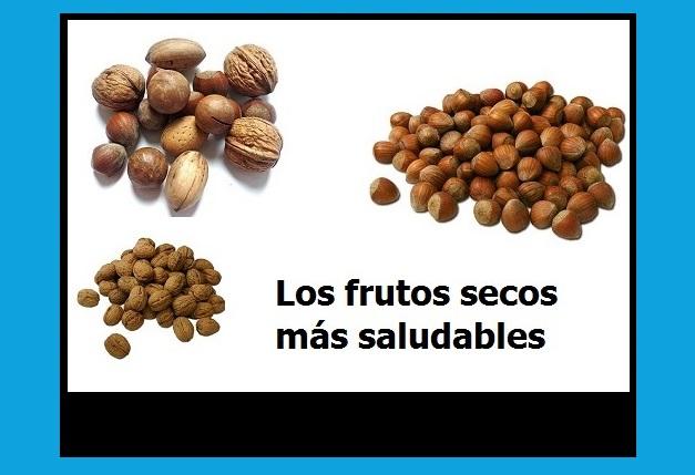 Los frutos secos más saludables 0