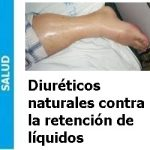 Diuréticos naturales contra la retención de líquidos, Diuréticos naturales contra la retención de líquidos
