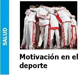 Motivación en el deporte, Motivación en el deporte
