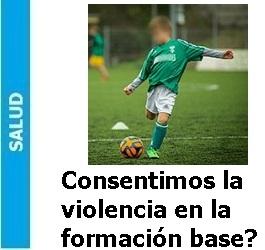 ¿Debemos consentir la violencia en la formación base?, ¿Debemos consentir la violencia en la formación base?