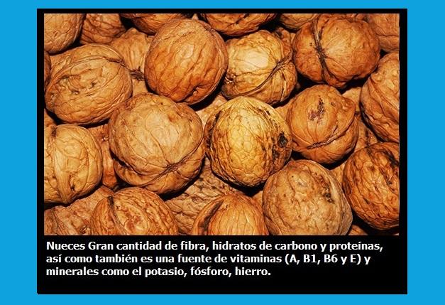Los frutos secos más saludables6, Los frutos secos más saludables6