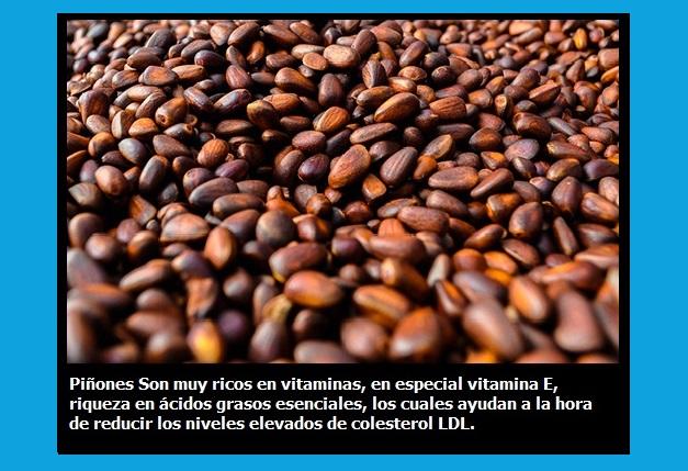 Los frutos secos más saludables7, Los frutos secos más saludables7