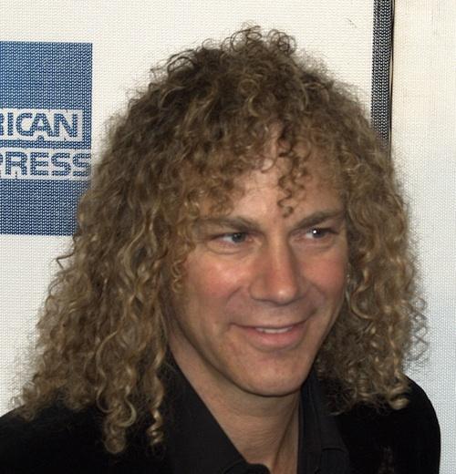 El teclista de Bon Jovi