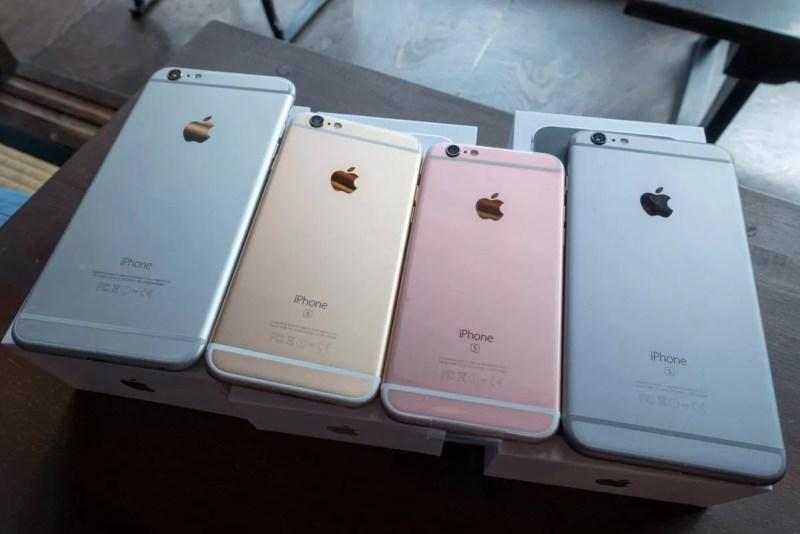 iPhone 6sはうれまくったモデル