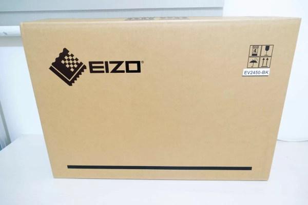 EV2450の箱