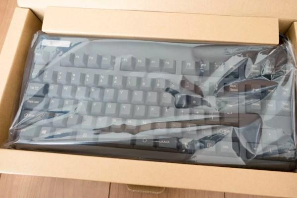 見た目は普通のキーボード