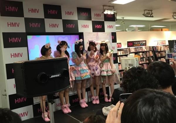 リアルが一番かわいかった!「わーすた」HMV凱旋Plugツアー最終日 at 札幌ステラプレイス レポート