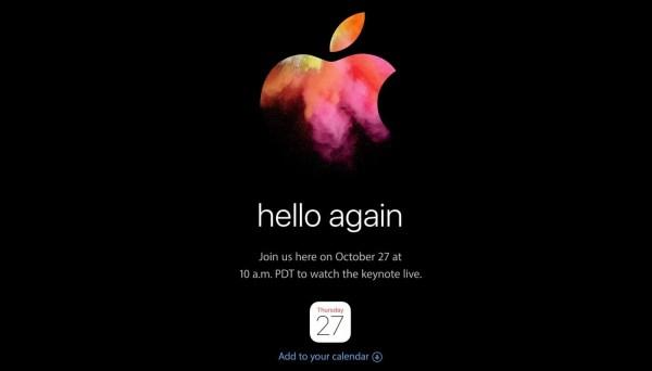 イベントタイトルは「hello again」