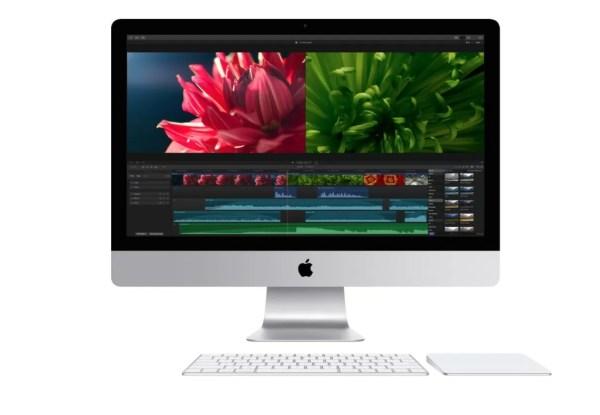 iMacはデスクトップPC