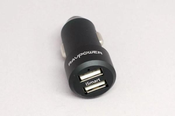 USBポートを2基搭載