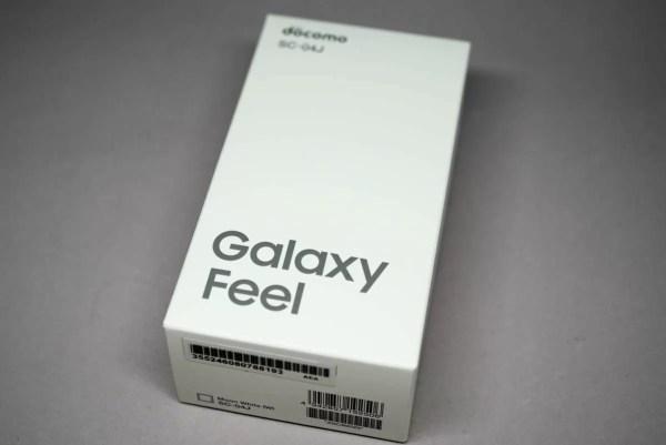 Galaxy Feel「SC-04J」