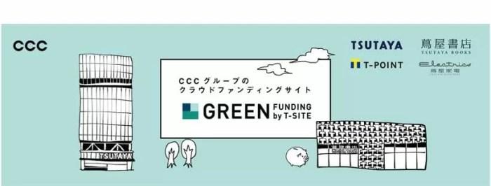わーすたが利用するプラットフォームは「GREEN FUNDING」