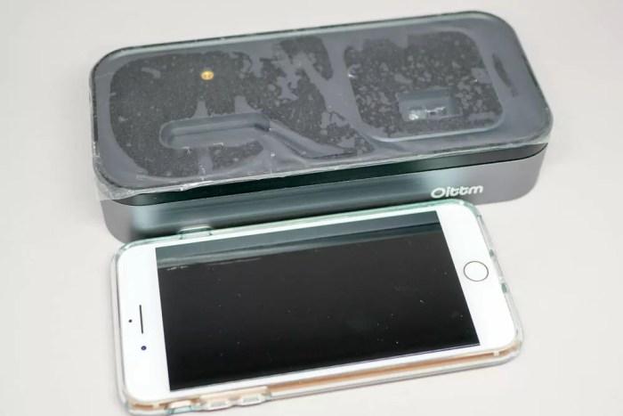 iPhone 8 Plusとのサイズ比較