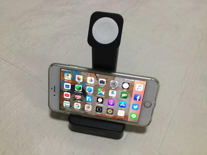 iPhone 6s Plusをおける