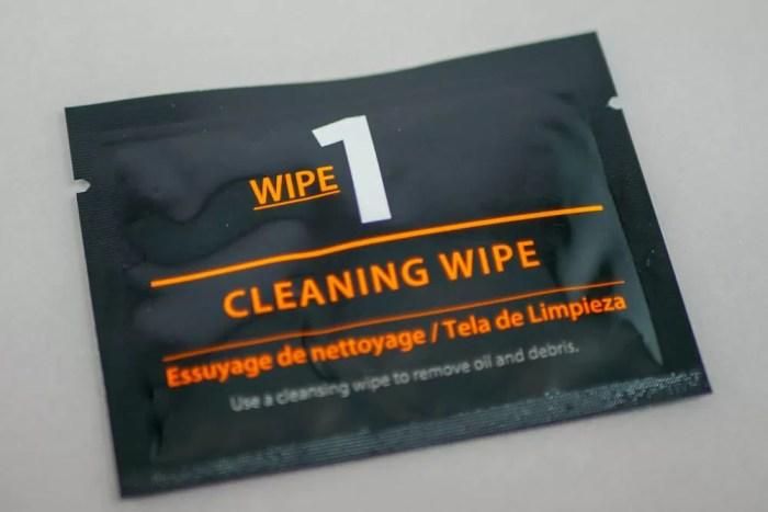WIPE1クロス(クリーニング用)