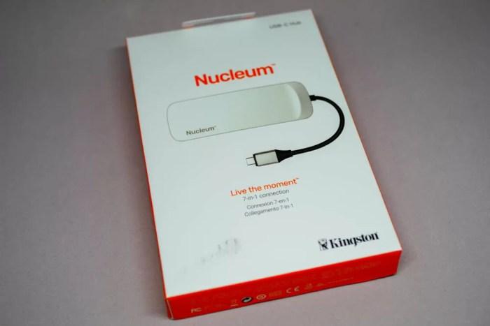 Nucleumパッケージ