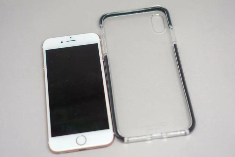 iPhone 6s・iPhone XS Max