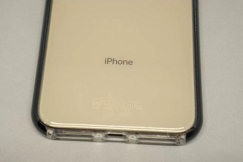 iPhoneの刻印もバッチリ