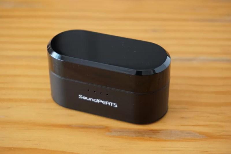 SoundPEATS(サウンドピーツ) Truengine Bluetooth イヤホン 充電ケース