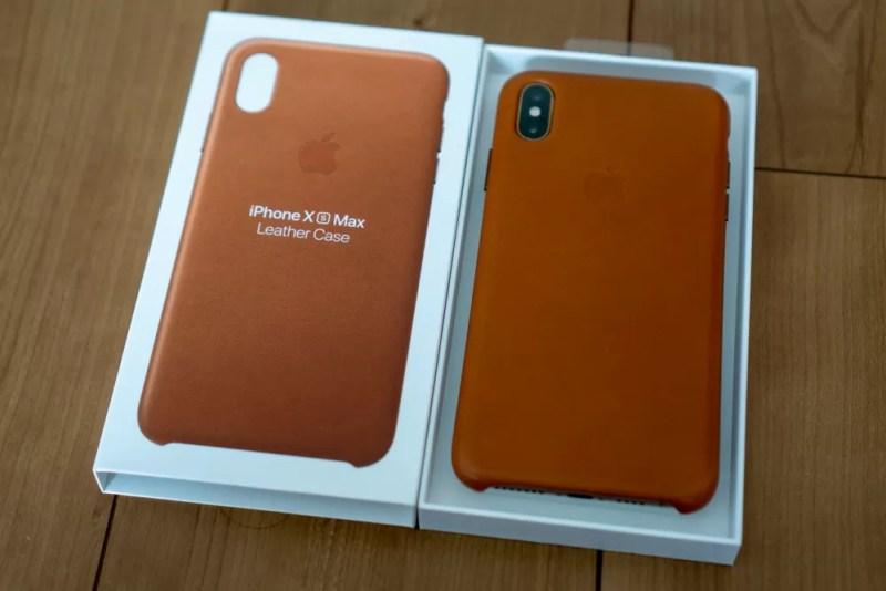 Apple純正iPhoneケース