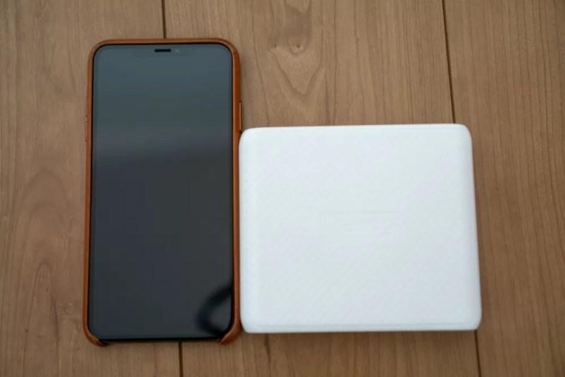 iPhone XS Maxとサイズ比較(大きさ)