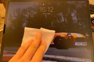 iPadに画面保護シートは必要か?