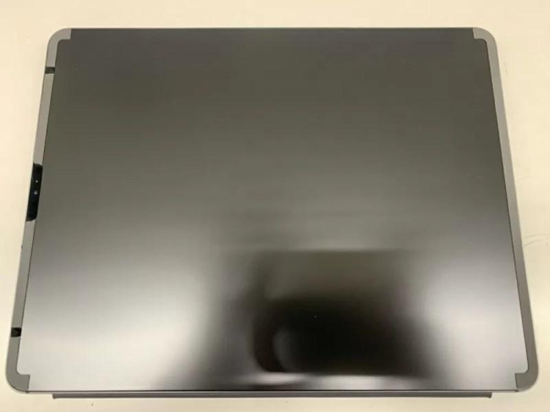 覗き見防止シート装着 画面OFF時