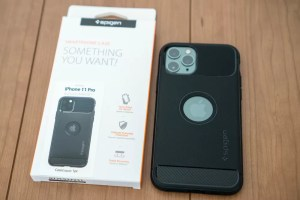 Spigen iPhone 11・iPhone 11 Pro対応ケース「ラギッド・アーマー」レビュー