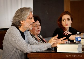 Pires Laranjeira, Eugénia Neto e Ana T. Rocha