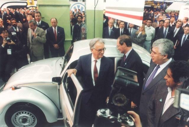 Volkswagen encerra produção mundial do Fusca 3