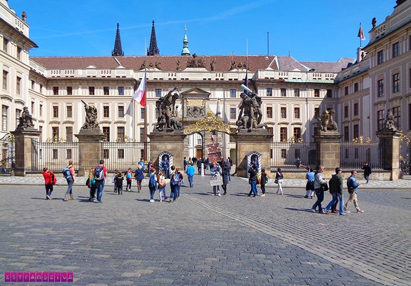 Castelo-de-Praga