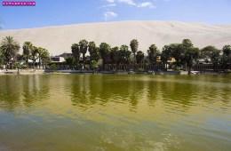 Ica Huacachina Oasis